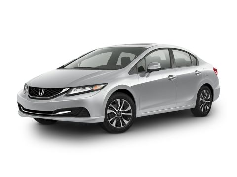 Pre-Owned 2013 Honda Civic EX FWD 4D Sedan