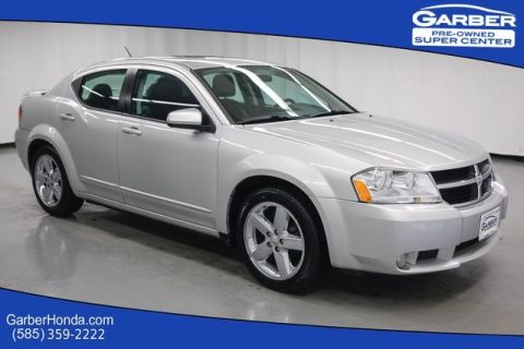 Pre-Owned 2010 Dodge Avenger R/T FWD 4D Sedan
