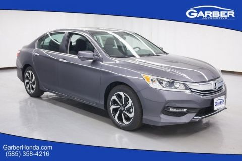 New 2017 Honda Accord EX FWD 4D Sedan
