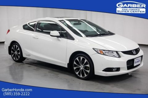 Pre-Owned 2013 Honda Civic Si FWD 2D Coupe