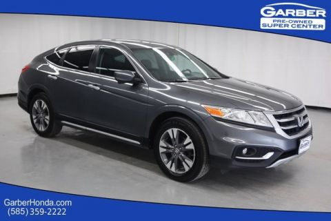 Pre-Owned 2013 Honda Crosstour EX-L 4WD