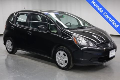 Certified Pre-Owned 2013 Honda Fit Base FWD 4D Hatchback