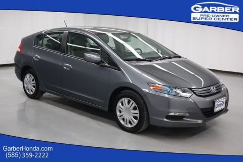 Pre-Owned 2011 Honda Insight LX FWD 4D Hatchback